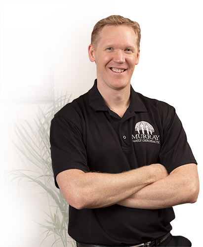 Dr. Rob from Murray Family Chiropractic Newmarket